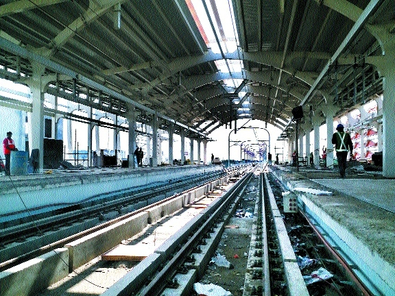 Metro rail to be operational by 28th, claims Dixit