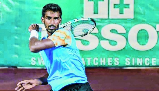 India are pinning hopes on Prajnesh CSC grass courts could upset Italians