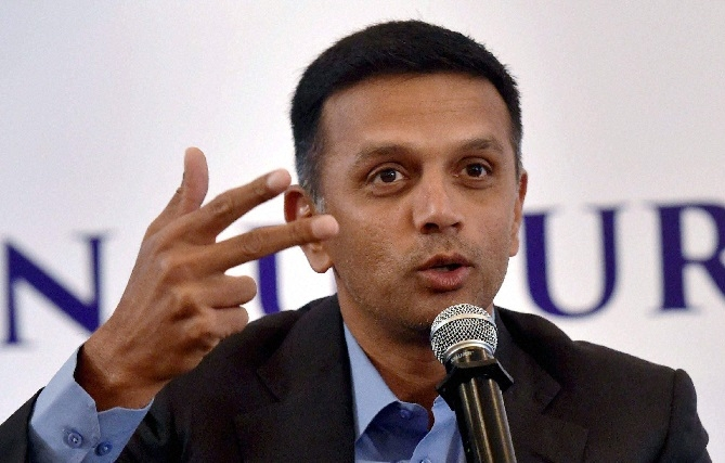 India favourites for World Cup: Dravid