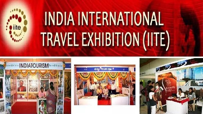 India International Travel Exhibition begins