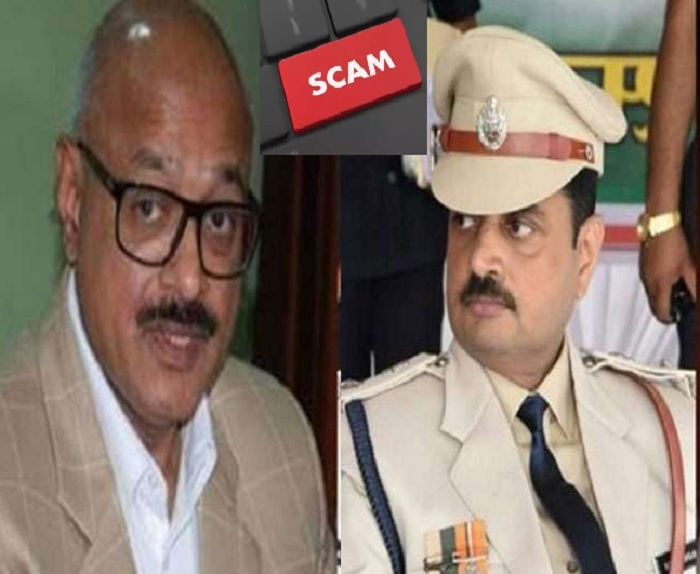 Spl DGP, SP suspended in Rs 36,000 cr Chhattisgarh PDS scam phone tapping