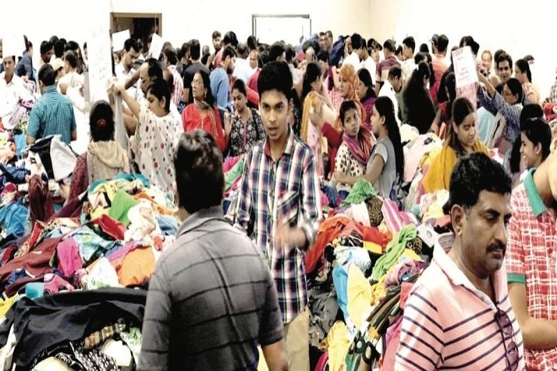 International Branded Garment sale at SCZCC