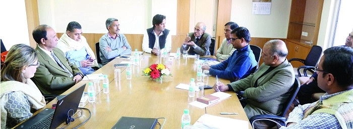 'Development strategy to be based on ground study of urban bodies'