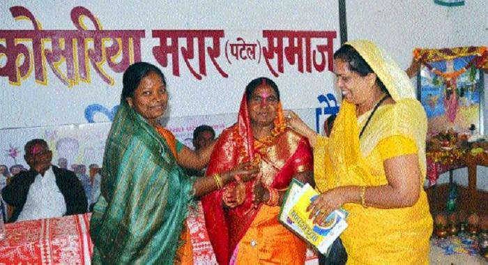 Patel community celebrates 'Basant Panchami'