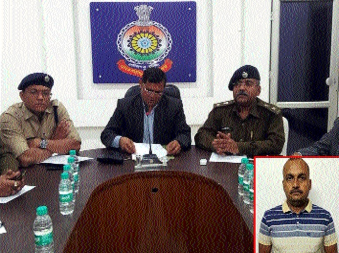 Constable arrested in brutal murder of Khursipar transporter