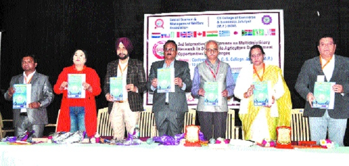 'Agriculture is soul of Indian economy'