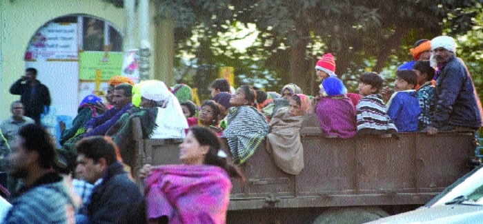 Bhopal, other places reel under cold wave