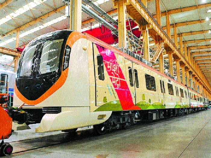 Nagpur Metro to start trial-run from Khapri to Ajni Rly Stn from 13th