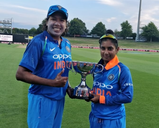 200 is just a number: Mithali on world record