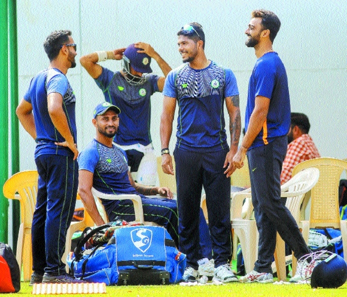 Vidarbha pad up to defend Ranji title