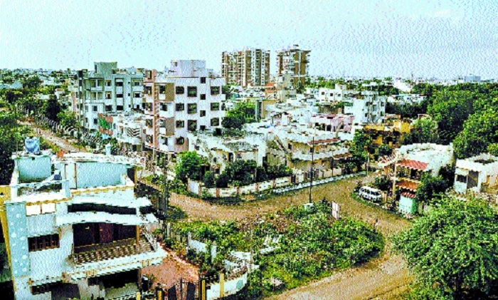 Nagpurians prefer individual houses over multi-storey buildings: Report