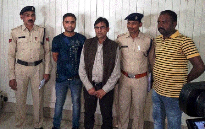 Man wanted in fraud case arrested from Indore