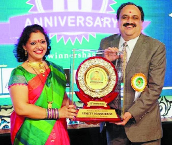 Pendharkar gets prestigious award