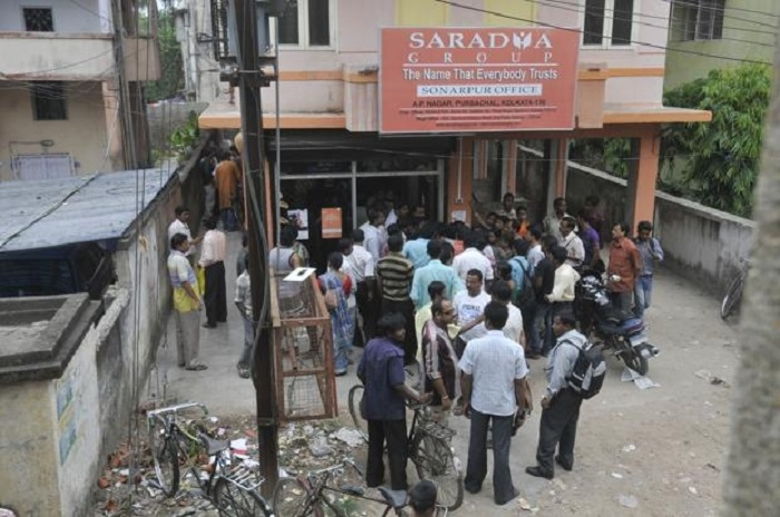 Saradha story: A decade of huge fund