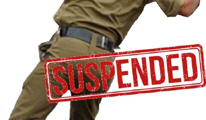 Six policemen suspended for nexus with drug mafia Abu
