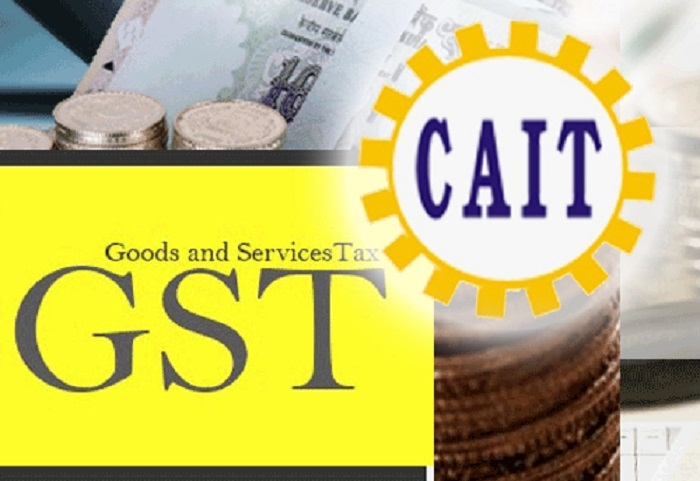 CAIT suggests changes in GST