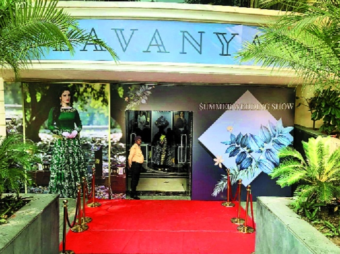 Lavanya expo at Hotel Tuli Imperial to conclude today