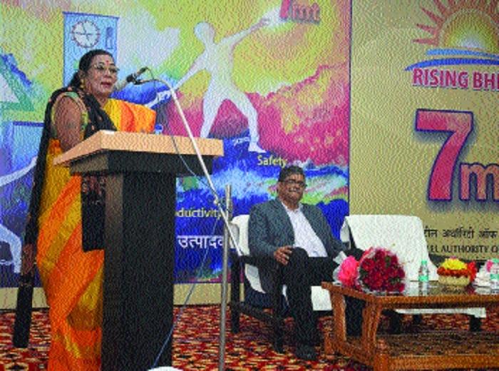 Teejen Bai recalls contribution of women in progress of BSP