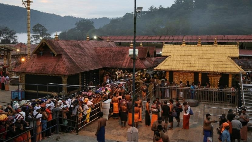 Sabarimala board's U-turn on women's entry in temple