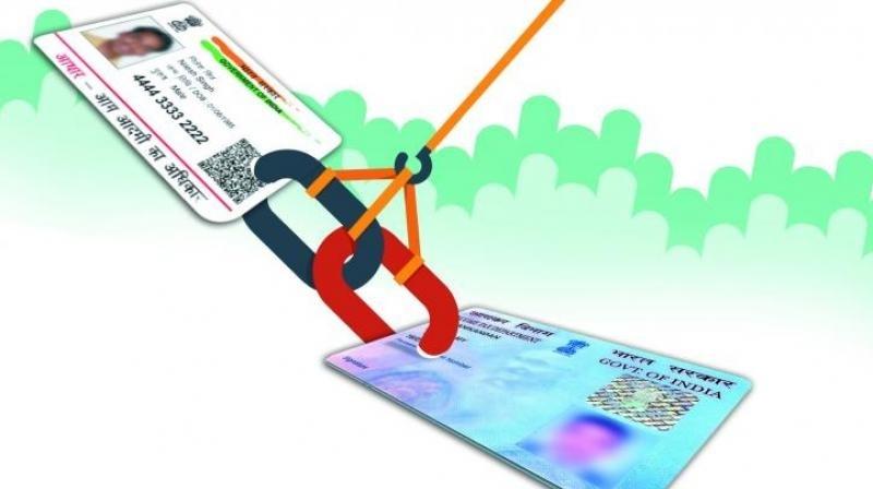 PAN-Aadhaar linkage must for filing I-T returns: SC
