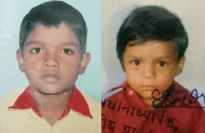 Two kids go missing from Ramkund area