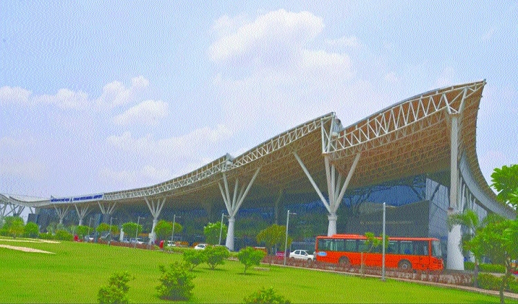 Raipur Airport secures numero uno position in CSI for 4th time
