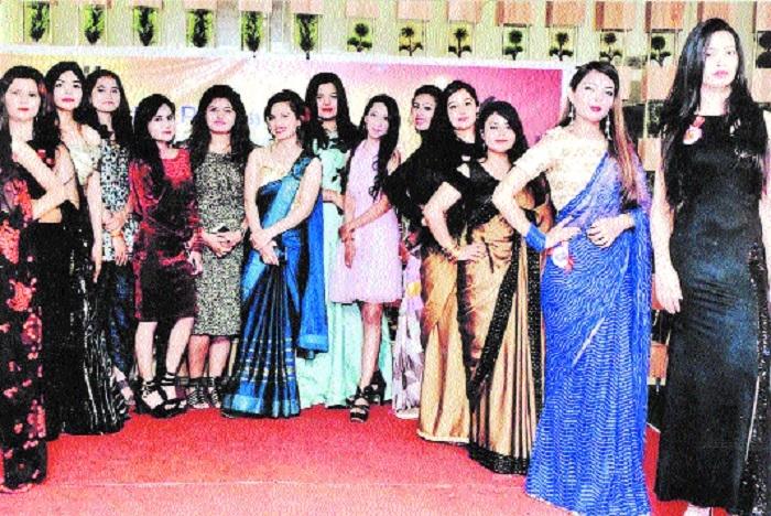 Mata Gujiri Mahila Mahavidyalaya bids farewell to sr students