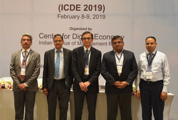 ICDE 2019 inaugurated at IIM Raipur