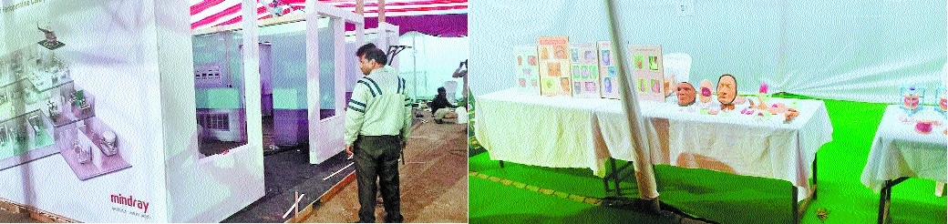 Decks clear for unique health exhibition 'Kutuhal', to start today