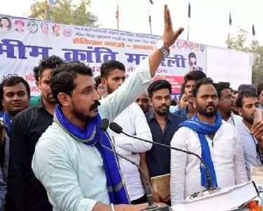 Bhim Army chief to fight against Modi in Varanasi