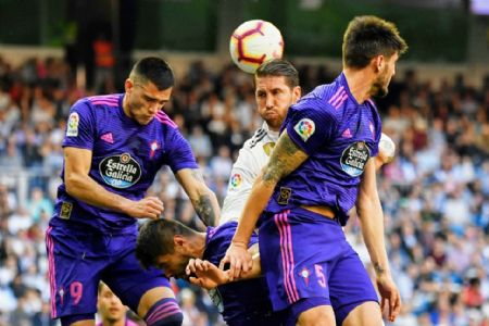 Zidane returns, Real win