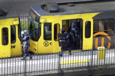 Three killed, nine injured in terror attack on Dutch tram