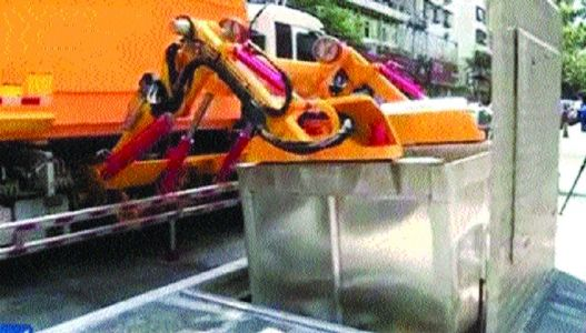 SAIL-made garbage bins to be used in Delhi