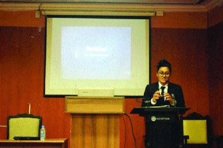 Constitutional law symposium ends at NLIU