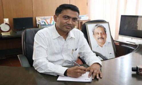 New Goa CM Dr Pramod Sawant takes charge