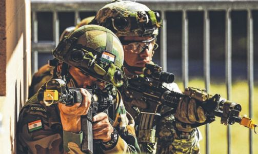 Army's Spl Forces to get assault rifles, parachutes from US