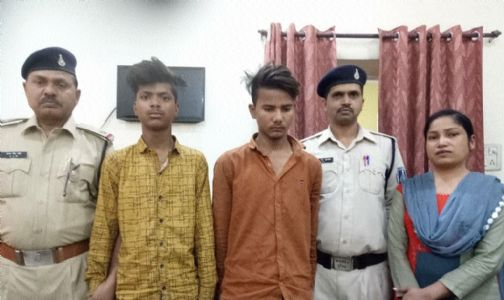 2 rapists of minor girl nabbed