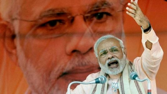 Modi covers 22,000 km during Navratri fasts for campaigning