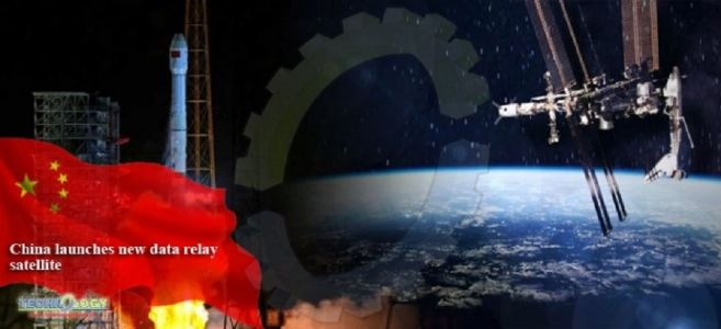 China launches data relay satellites