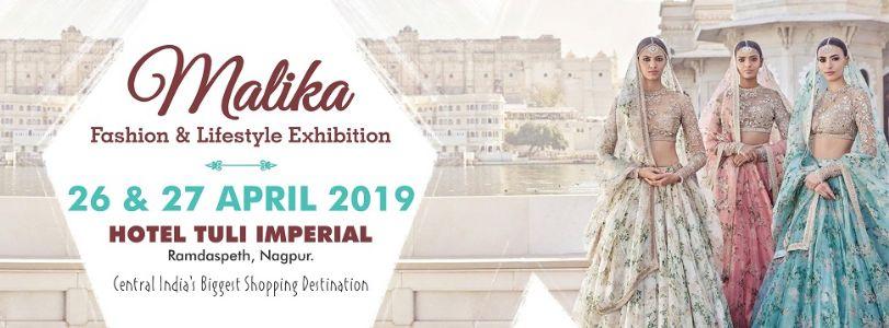 Malika Fashion & Lifestyle Exhibition from April 26