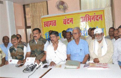 'Ex-servicemen levelling fake charges against PM: Rajendra Singh