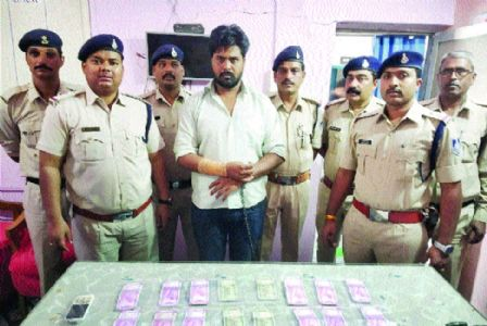 Man buys fake notes of Rs 1.5L in 40K, arrested