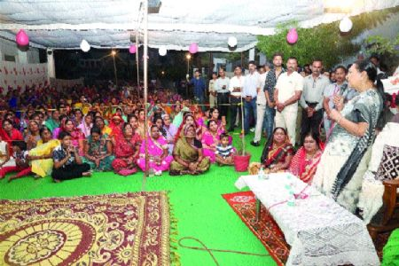 Spread good thoughts of Bhagvat Katha from house to house, says Governor