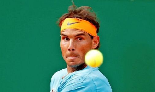 Nadal drops set before advancing to top-16