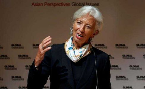 'Precarious' global growth rebound expected in late 2019: IMF chief