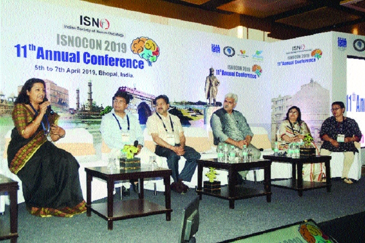 The Hitavada - Neuro-Oncology conference ends