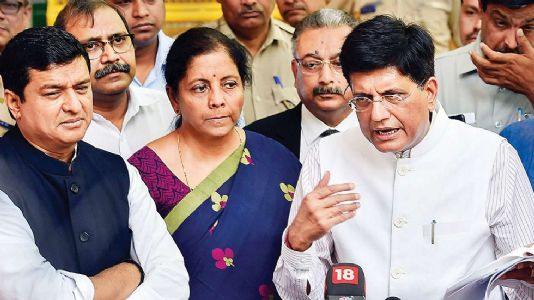 BJP requests EC to conduct repolling in booths affected by violence in polls