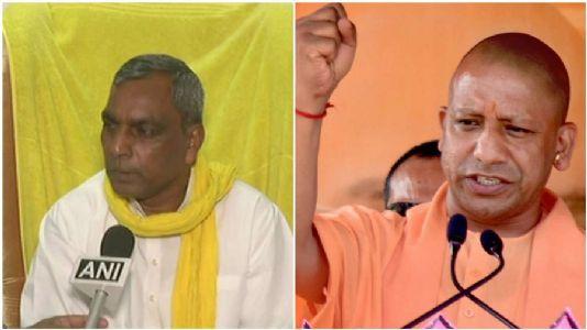 Yogi Adityanath sacks Rajbhar from Cabinet
