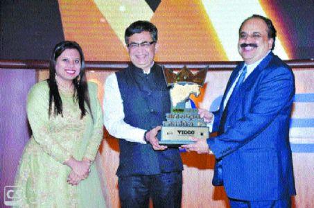 Vicco adds one more 'Maharashtra's Lokpriya Brand Award 2019' to its cap