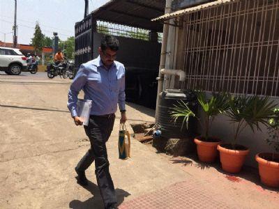 Rajnesh Singh records statement before SEOIB